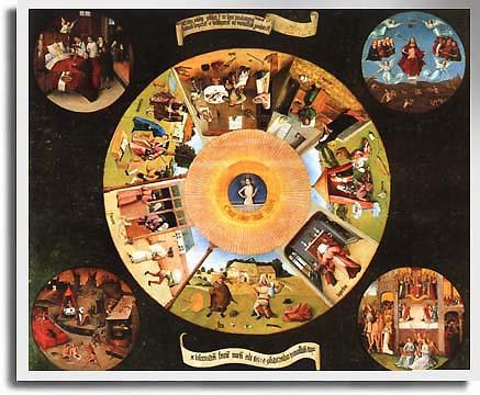 Los siete pecados capitales: introducción