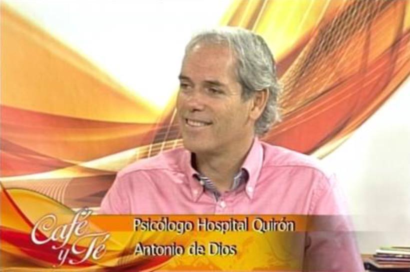 """Entrevista a Antonio de Dios sobre los pasos del proceso """"Camino para la Reconexión con el Ser"""""""