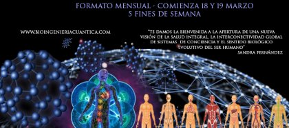 Psicología y Bioingenieria Cuántica, abriendo las posibilidades de transformación