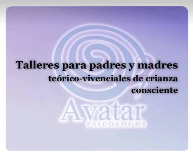 Vuelve la escuela de padres de Avatar Psicólogos