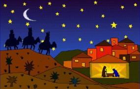 Papá Noel y los Reyes Magos… ¡si existen!