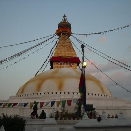 Nepal en el corazón