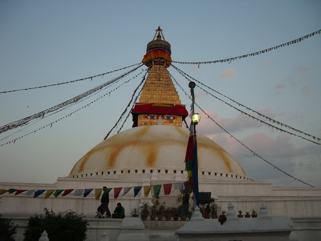 Nepal II: Boudanath