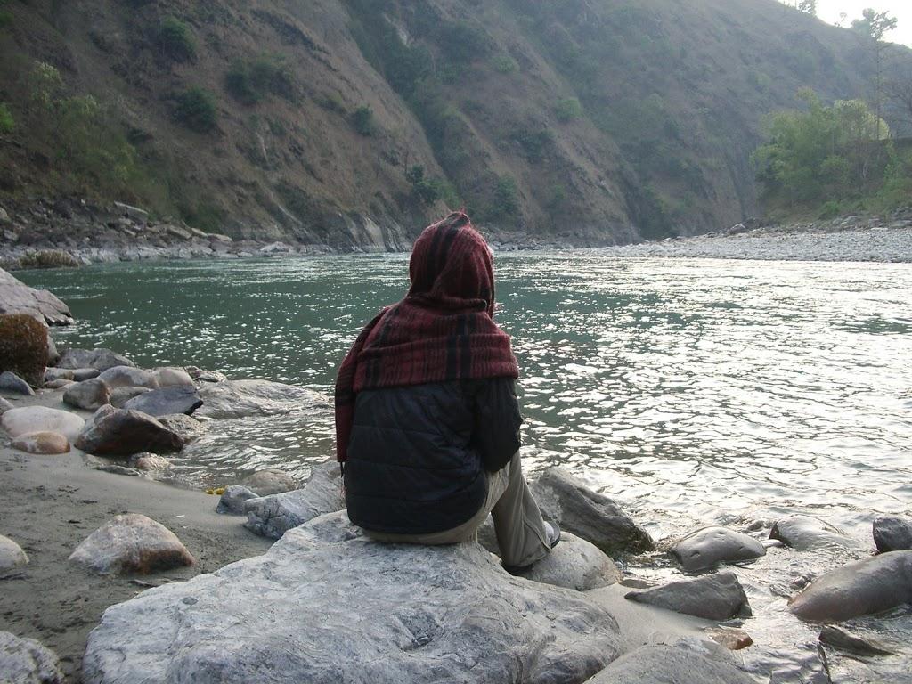 Nepal VI: El rio