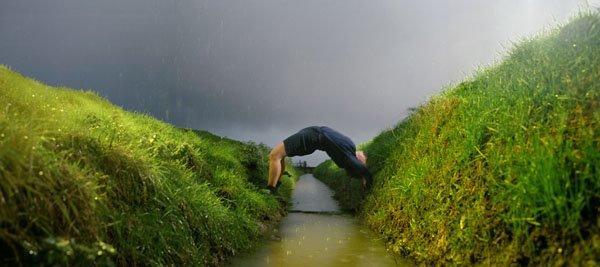 Puente entre orillas