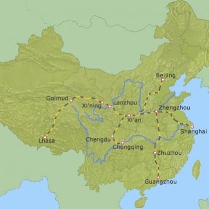 Viaje Lhasa-Beijing, una lección