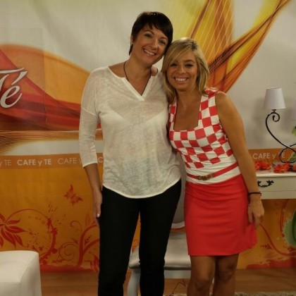 Mónica González en TV Estepona