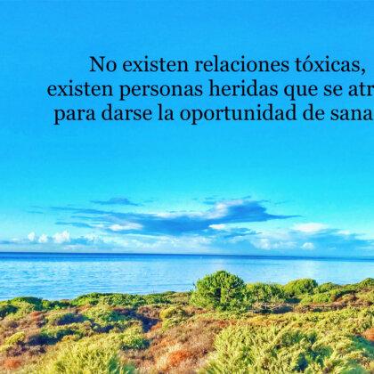 No existen las relaciones tóxicas